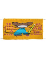 Back to school Mask tile