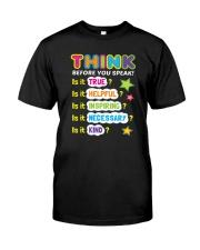 Think Classic T-Shirt tile