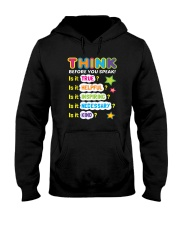 Think Hooded Sweatshirt tile