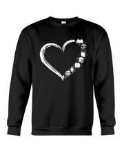 Love Book Crewneck Sweatshirt tile
