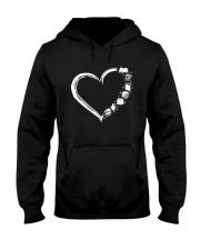 Love Book Hooded Sweatshirt tile