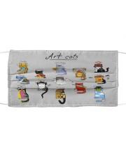 Art Cat Mask tile
