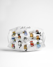 Art Cat Cloth face mask aos-face-mask-lifestyle-22