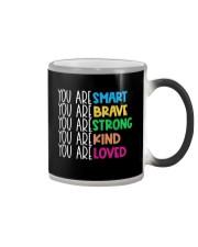 You are smart Color Changing Mug tile