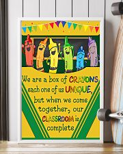 Crayons 11x17 Poster lifestyle-poster-4