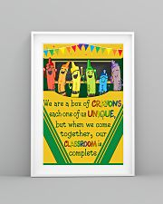 Crayons 11x17 Poster lifestyle-poster-5