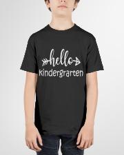 Hello Kindergarten Youth T-Shirt garment-youth-tshirt-front-01