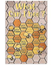 What can i bee 11x17 Poster front