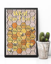 What can i bee 11x17 Poster lifestyle-poster-8