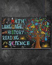 Math Language 17x11 Poster poster-landscape-17x11-lifestyle-12