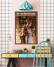 I love Books 11x17 Poster lifestyle-poster-6