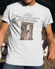 CS Lewis Quotes Classic T-Shirt apparel-classic-tshirt-lifestyle-28