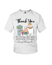 Thank You  Youth T-Shirt tile