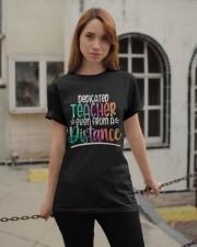 Teacher Distance Classic T-Shirt apparel-classic-tshirt-lifestyle-19