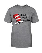 Teach Love Inspire Classic T-Shirt tile