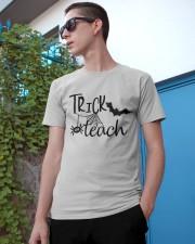 Trick teach Classic T-Shirt apparel-classic-tshirt-lifestyle-17