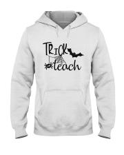 Trick teach Hooded Sweatshirt tile