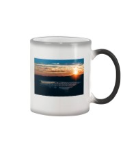 Fire Sky Crossing home  Color Changing Mug thumbnail