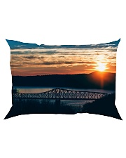 Fire Sky Crossing home  Rectangular Pillowcase thumbnail