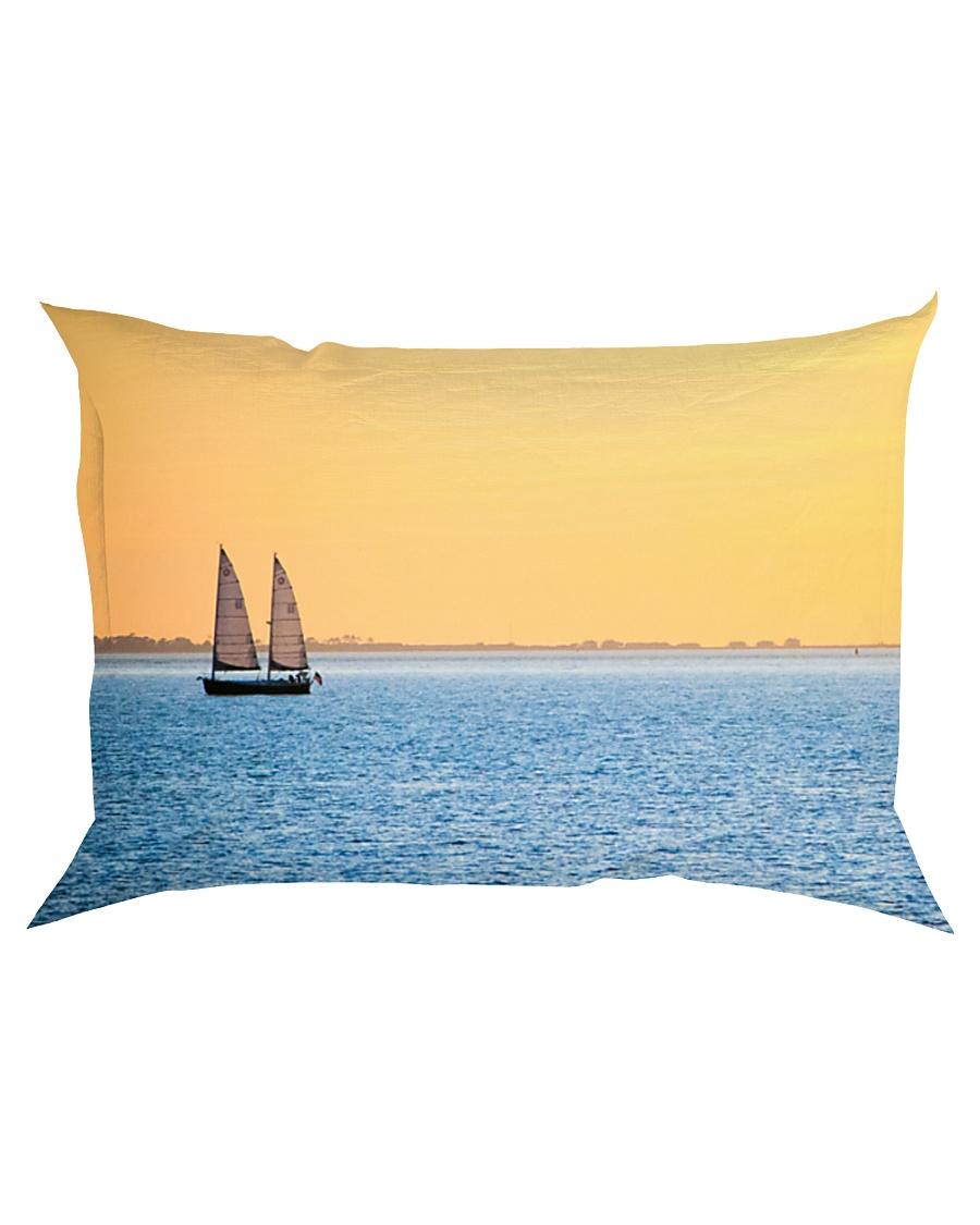 Florida Sunset 5 home  Rectangular Pillowcase