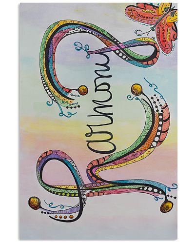 Harmony poster print