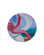 Beach Beauty home  Circle Cutting Board thumbnail