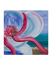 Beach Beauty home  Square Coaster tile
