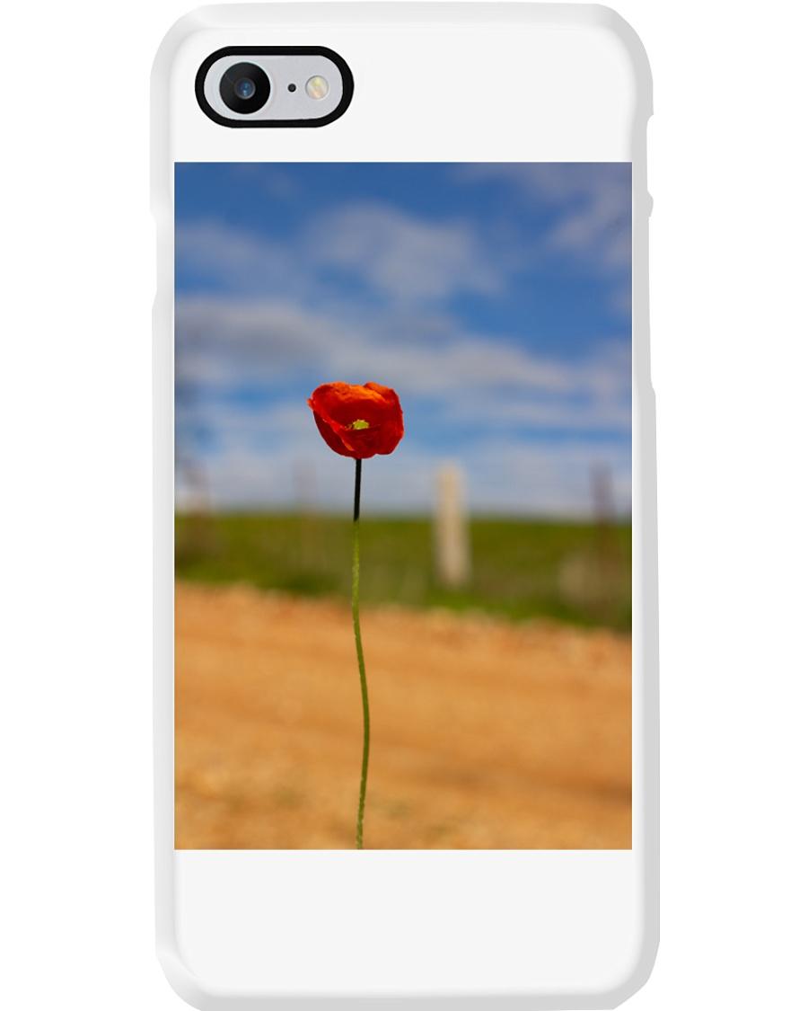 Red Poppy accessories Phone Case
