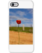 Red Poppy accessories Phone Case i-phone-7-case