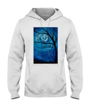 A Night Wish clothing Hooded Sweatshirt front