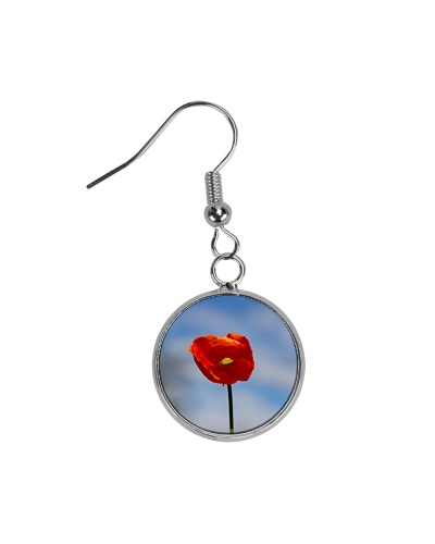 Red Poppy jewelry