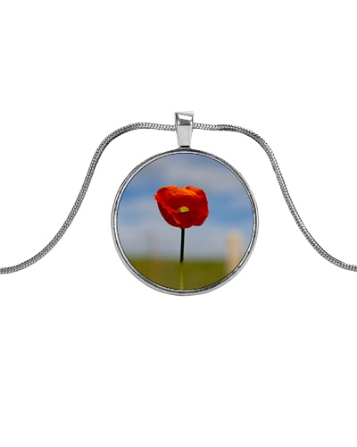 Red Poppy jewelry