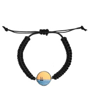 Florida Sunset 5 jewelry Cord Circle Bracelet thumbnail