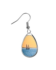 Florida Sunset 5 jewelry Teardrop Earrings thumbnail