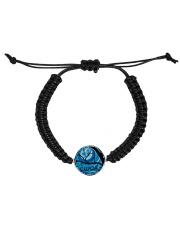 A Night Wish jewelry Cord Circle Bracelet thumbnail
