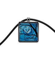 A Night Wish jewelry Cord Rectangle Necklace thumbnail