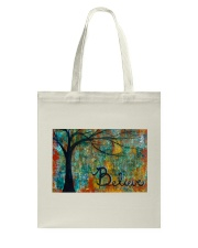 Believe accessories Tote Bag thumbnail