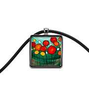 Sweet Sent jewelry Cord Rectangle Necklace thumbnail