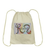 Harmony accessories Drawstring Bag thumbnail