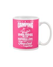 Camping - Friends - Marshmallows Mug thumbnail