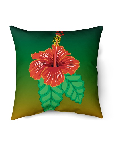 Cute Flower Decorative Pillow