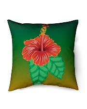 "Cute Flower Decorative Pillow Indoor Pillow - 16"" x 16"" front"