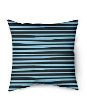 "Hello Summer Decorative Pillow Indoor Pillow - 16"" x 16"" back"