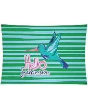 "Hello Summer Decorative Pillow Wall Tapestry - 36"" x 26"" thumbnail"