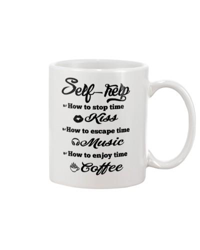 Self-help Mug