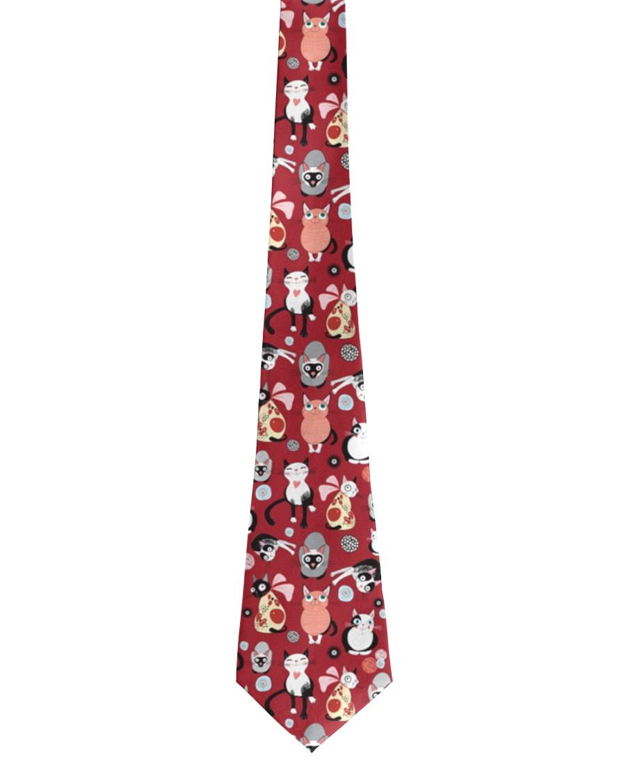 Cute Cat Tie Tie