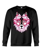 Wolf T-Shirt Crewneck Sweatshirt thumbnail