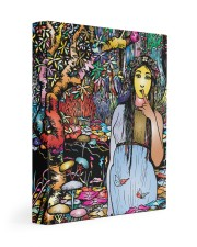 Wild Girl 11x14 Gallery Wrapped Canvas Prints thumbnail