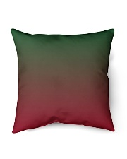 "Grapes Decorative Pillow Indoor Pillow - 16"" x 16"" back"