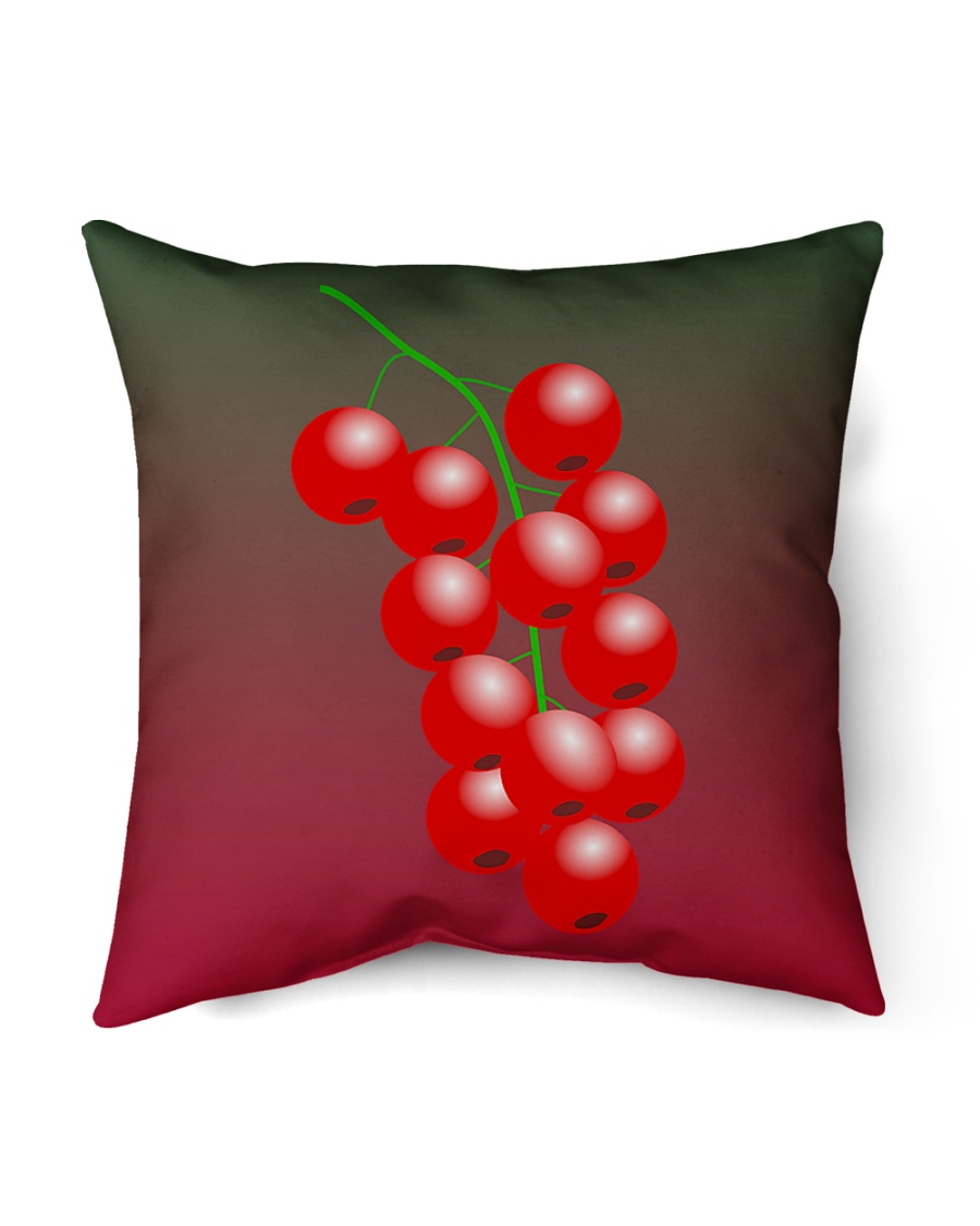 "Grapes Decorative Pillow Indoor Pillow - 16"" x 16"""